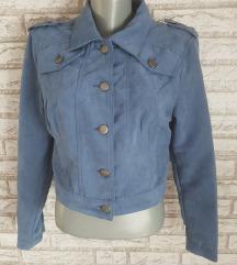NOVA NewYorker plava jakna
