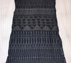 H&m haljinica od viskoze NOVA