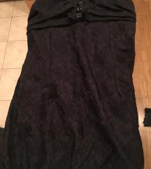 Mala crna top haljina