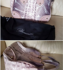Blumarine kožna torba, original