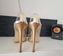 Cipele providne 37