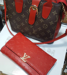 Louis Vuitton novčanik i torbica