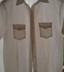 bela pamucna bluzica