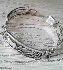 Narukvica srebro 925