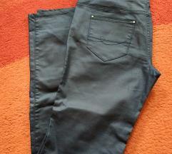 Promod teget voskirane pantalone