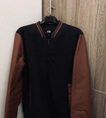 Muška college jakna