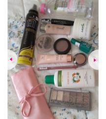 Kozmetika i šminka sve sa slike