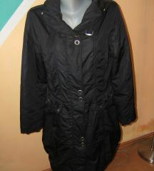 Kvalitetna crna jakna Goldix