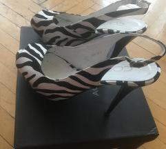 Zebra sandale SNIZENE