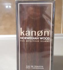Kanon Norwegian Wood for men,100 ml