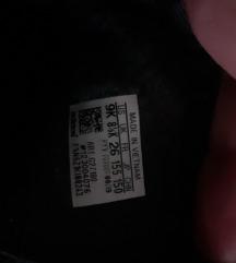 15,5cm Adidas cizmice