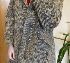Šareni vuneni kaput  2500