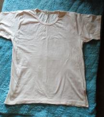 Krem majica - kratkih rukava - obicna - poklanjam