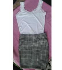 Primark suknja etiketa,Okay majica,snizeno