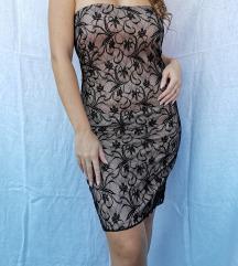 Čipkana Fionella haljina