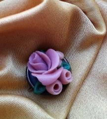 Broš ružica