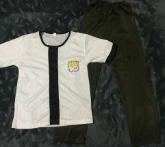 Ben 10 komplet majica i helanke