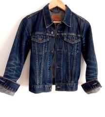 Levi's tamnija teksas jaknica / vel. xs