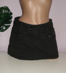 Mango Jeans suknja