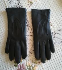 Crne zenske rukavice