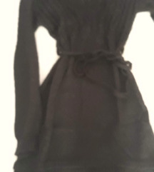 Zimska vunena haljina