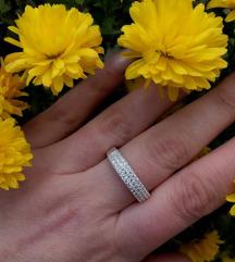 Prsten 925 19 mm