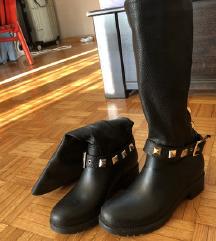 Jesenje gumene cizme sa nitnama