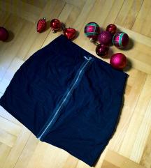 Crna minu suknja
