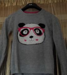 Panda deciji dzemperic