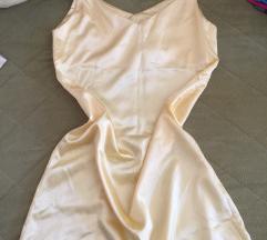 Satenska haljina NOVO