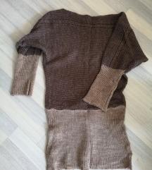 Džemper haljina, očuvano