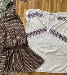Set tunika i suknja