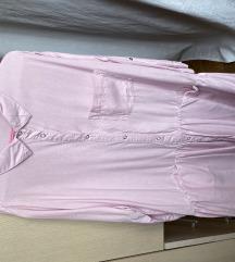 SNIZENONova Zara bebi roze haljina