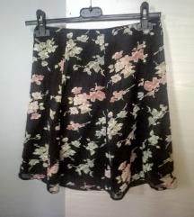 Cvetna suknja vel.S