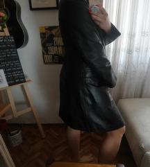 Mona kožni mantil AKCIJA