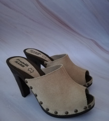 Papuče na štiku