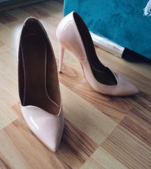 Cipele puder roze
