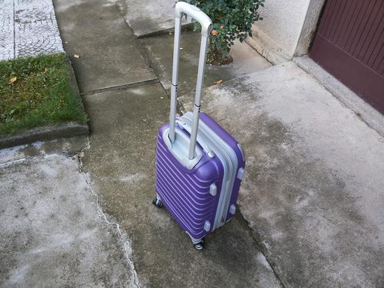 kofer californija za fine dame 4 tocka