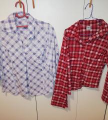 Dve košulje S/M - jeftino :)