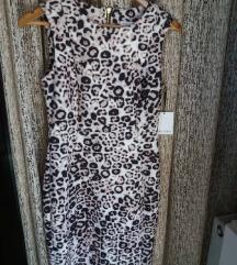 Calvin Klein nova leopard haljina