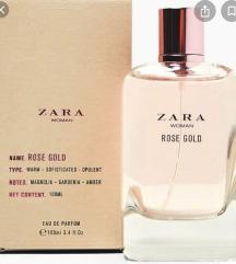 Zara rose gold parfem