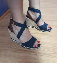 Graceland teget sandale espadrile Novo