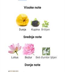 Avon Incandessence Lotus edp POVOLJNO