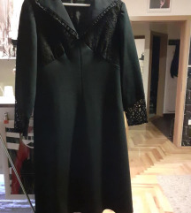 Vintage goth haljina M,L