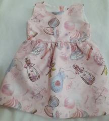 Svecana haljina za devojcice 2-3 god