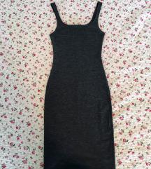 Uska siva haljina [ZARA]