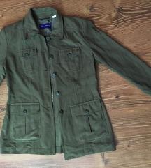 Maslinasto zelena jaknica HIT CENA
