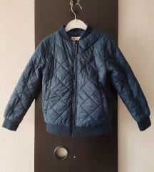 H&M šuškava jakna za prelaz