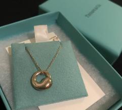 tiffany&co original ogrlica *nova*