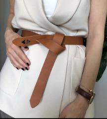 Avva couture nov kozni kais